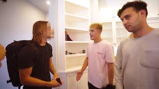 Jake Paul Gets his house BROKEN Into! (FULL)