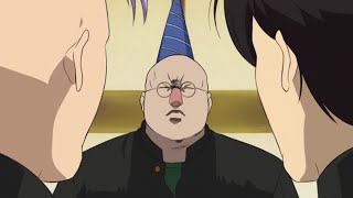 happy birthday Sakigake!! Cromartie Koukou (Cromartie Highschool) E...
