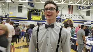 An Interview with Mason Lerma - Grand Valley High School || GlenX Career Expo Fall 2018