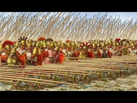 Rome 2: Total War - Исторические Битвы, Пидна, легендарная сложность.