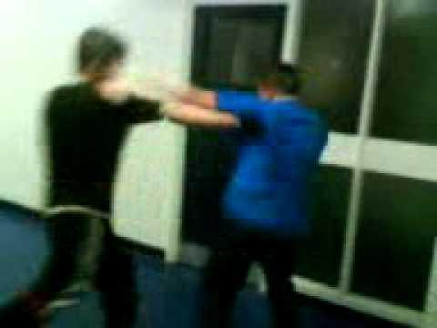 tony beck vs shaw and davie 2 on 1