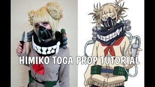 How to make Himiko Toga's Props! [ Cosplay Tutorial ]