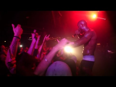 Freddie Gibbs - Careless Live @Trabendo Paris