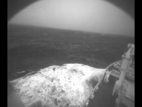 Chasing Rogue Waves in the Southern Ocean