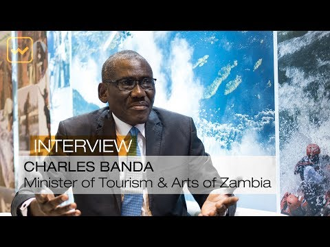 Interview of Charles Banda, Minister of Tourism & Arts of Zambia