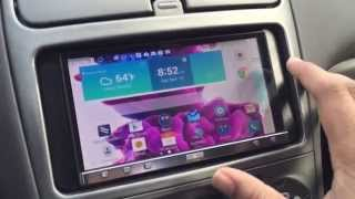 AppRadio, ARUnchained & Android - perfect car entertainment!