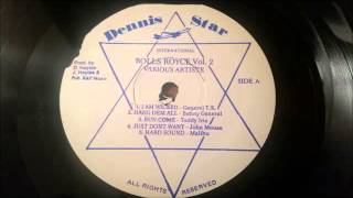 General TK - I Am Wikid - Dennis Star LP (Bandelero Riddim)