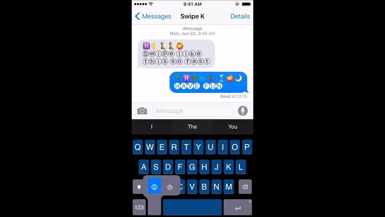 Kayah Li (Karenni) keyboard for iOS by SwipeKeys