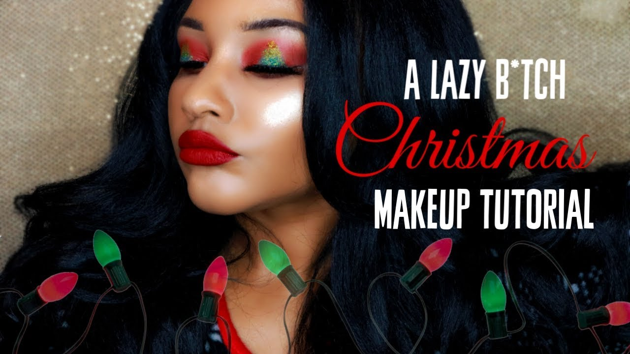 lazy bih holiday tutorial | quick, easy, & cheap. *that's what she said*
