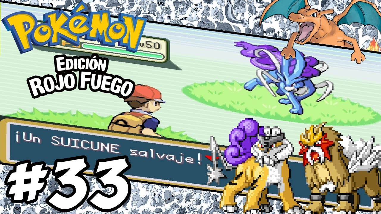 Guía Pokémon Rojo Fuego 33 Perros Legendarios Como Capturar A Suicune Consejos Youtube