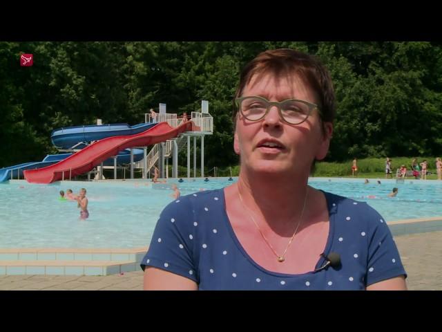 Wat is het leukste zwembad van Flevoland?