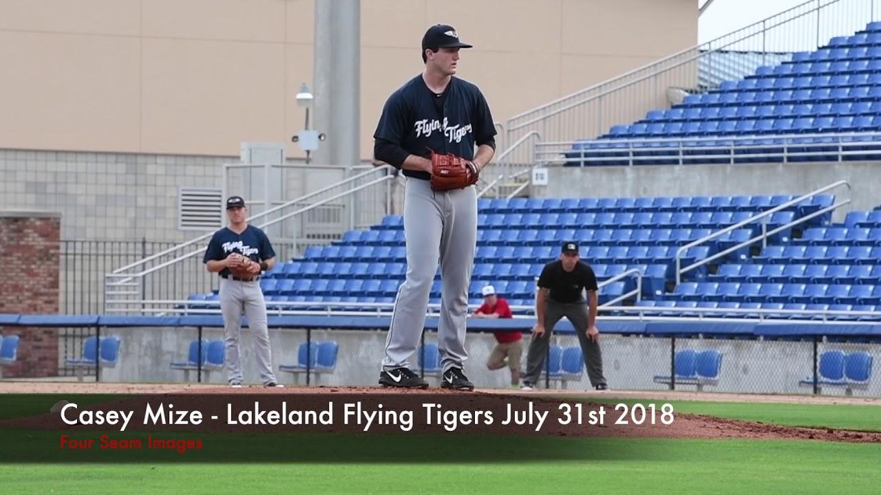 uk availability cf5c0 05c8a Casey Mize - Lakeland Flying Tigers