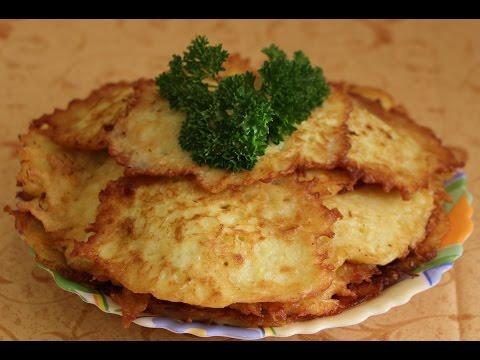 Рецепт Оладьи из кабачков. Нежные и очень вкусные