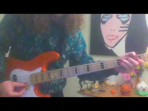 Dog Milk - Palm (bass cover)