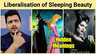 Maleficent 1, 2 & Sleeping Beauty - Movie Review | Philosophy | Hidden Meaning