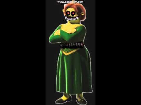 Nightmare Fiona sings The NumberTaker Song ( Lueke Gumball Special 32 )