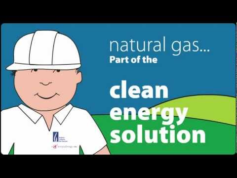 Natural Gas: Part of the Clean Energy Solution