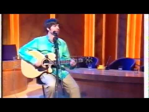 Noel Gallagher (Oasis) Late Late Show - 1996