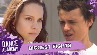 Biggest Fights 2.0 in Season 1 | Dance Academy