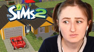 It's 2021 and I'm trying to build in The Sims 2