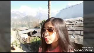 Mes vacances au Nepal ?????