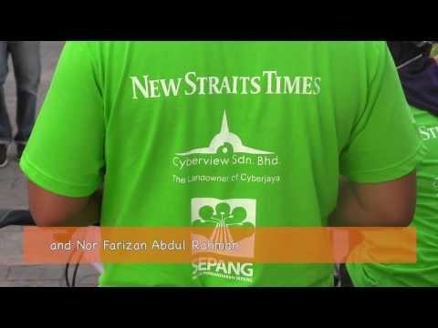 NST Cyberjaya Green Ride Style