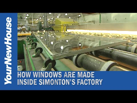 How Windows are Made: Simonton Factory Tour – Did You Know?