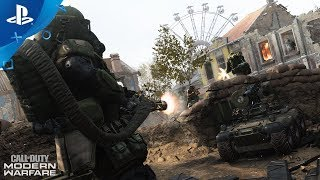 Call of Duty: Modern Warfare | Tráiler multiplayer y anuncio beta en PS4