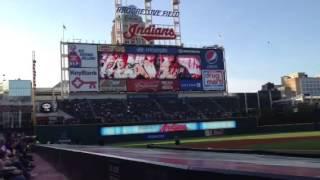 Cleveland Indians intro 2013