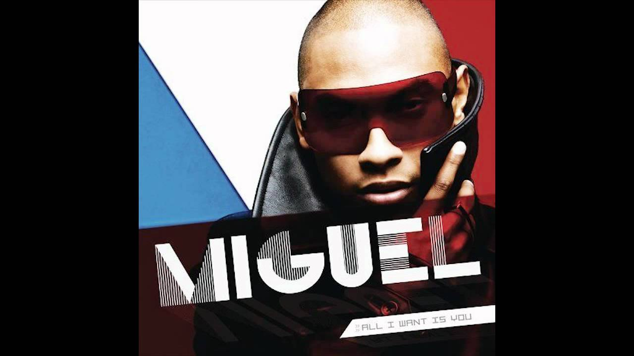 Miguel overload (free album download link) all i want is you.