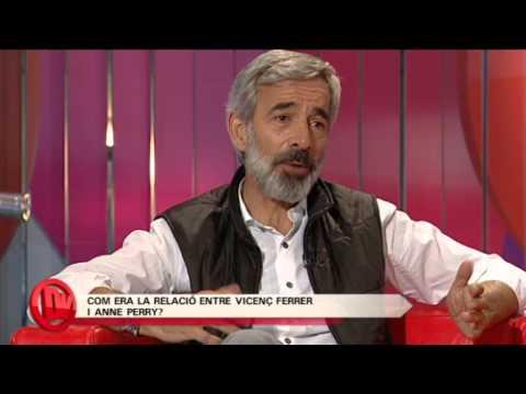 "TV3 - Divendres - Imanol Arias presenta la TV Movie: ""Vicenç Ferrer"""