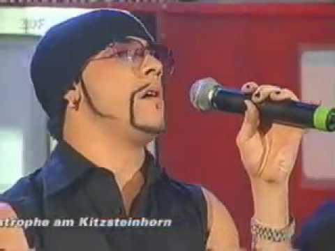 Backstreet Boys - 2000 -  Shape Of My Heart / Interview - Wetten Dass