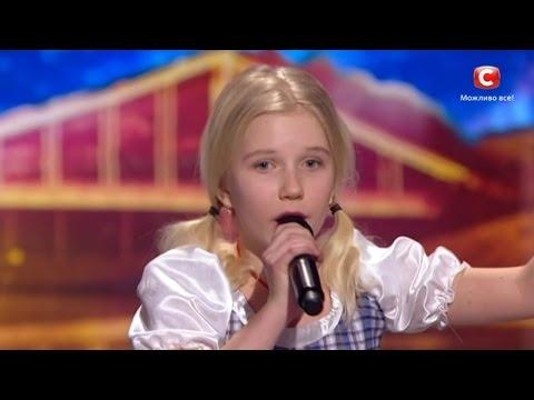 София Шкидченко - Awesome Yodeling  - Yodel Expert