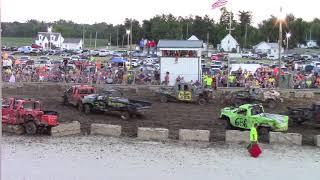 Jay Co Derby 2019 Fullsize Truck Derby