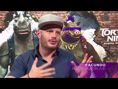 Tortugas Ninja 2: Facundo   Tasty Premier   Golden Premier