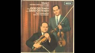 Silent Tone Record/モーツァルト:協奏交響曲,ヴァイオリンとヴィオラのデュオ/ダヴィッド・オイストラフ、イーゴリ・オイストラフ、キリル・コンドラシン/サイレント・トーン・レコード