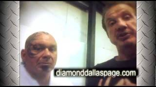 DDPTv Must See interview with PERRY SATURN AWE PPV