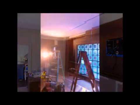 Faux Finished Wood Paneling Atlanta Youtube