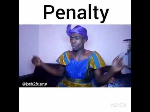 Very Funny!! Watch The Igbo Version Of Small Doctor's Penalty Song