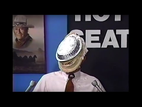 WALLY GEORGE HOT SEAT : The Jim Myers VHS Chronicles Pt. 8