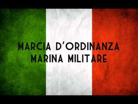 """""""Marcia d'Ordinanza della Marina Militare""""- Banda della Marina Militare Italiana"""