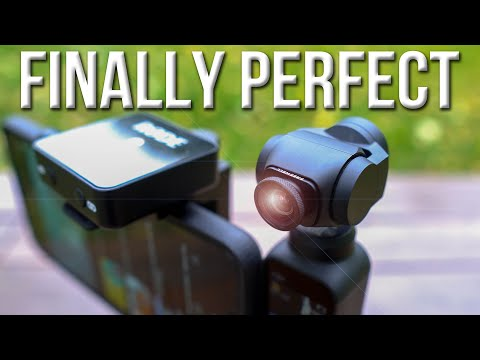 The Perfect Vlogging Setup? DJI Osmo Pocket