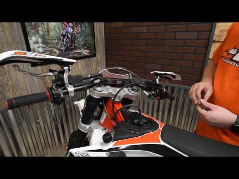 Enduro Engineering Bar Riser Kit 5-30mm for KTM 50 SX 2007-2018