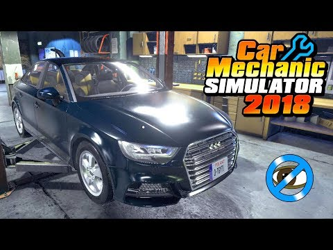 Fixing My First Car Client Job | Learning as I go | Car Mechanic Simulator 2018 | Ep. 2