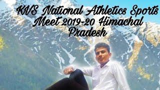KVS national sports meet 2019/20 Jaipur region athletic team