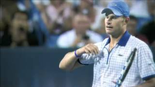 Andy Roddick Tribute On ATP World Tour Uncovered