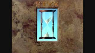 STYX - Carrie ann [AOR Ballad - USA - 1991]