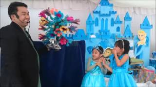 Kuya Mau the Magician Ventriloquist with Puppet Show Package at Mendez Cavite