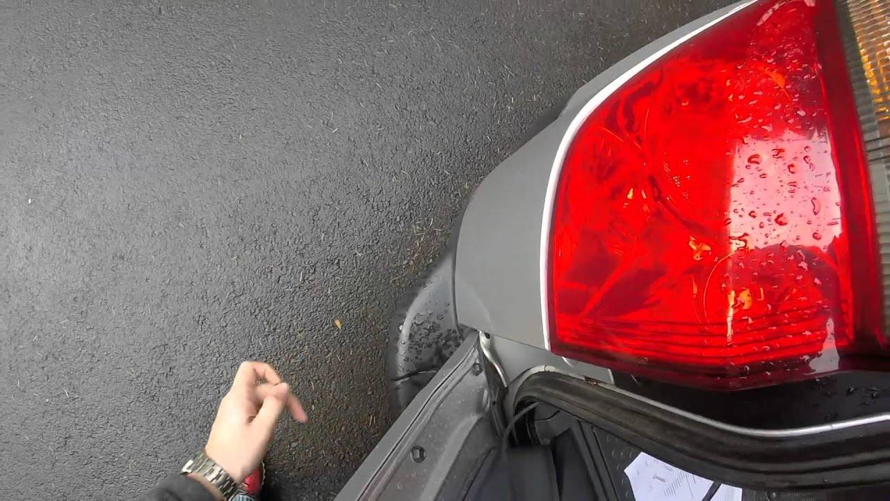hight resolution of 2006 honda element ex trailer wiring harness install part 1
