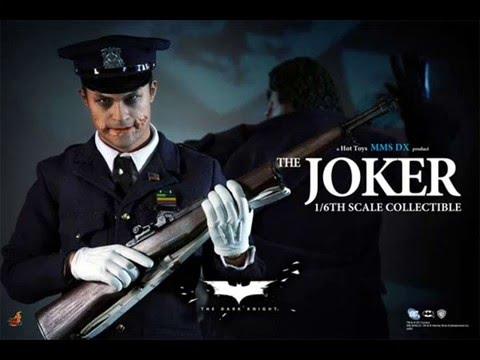 Hot toys joker cop